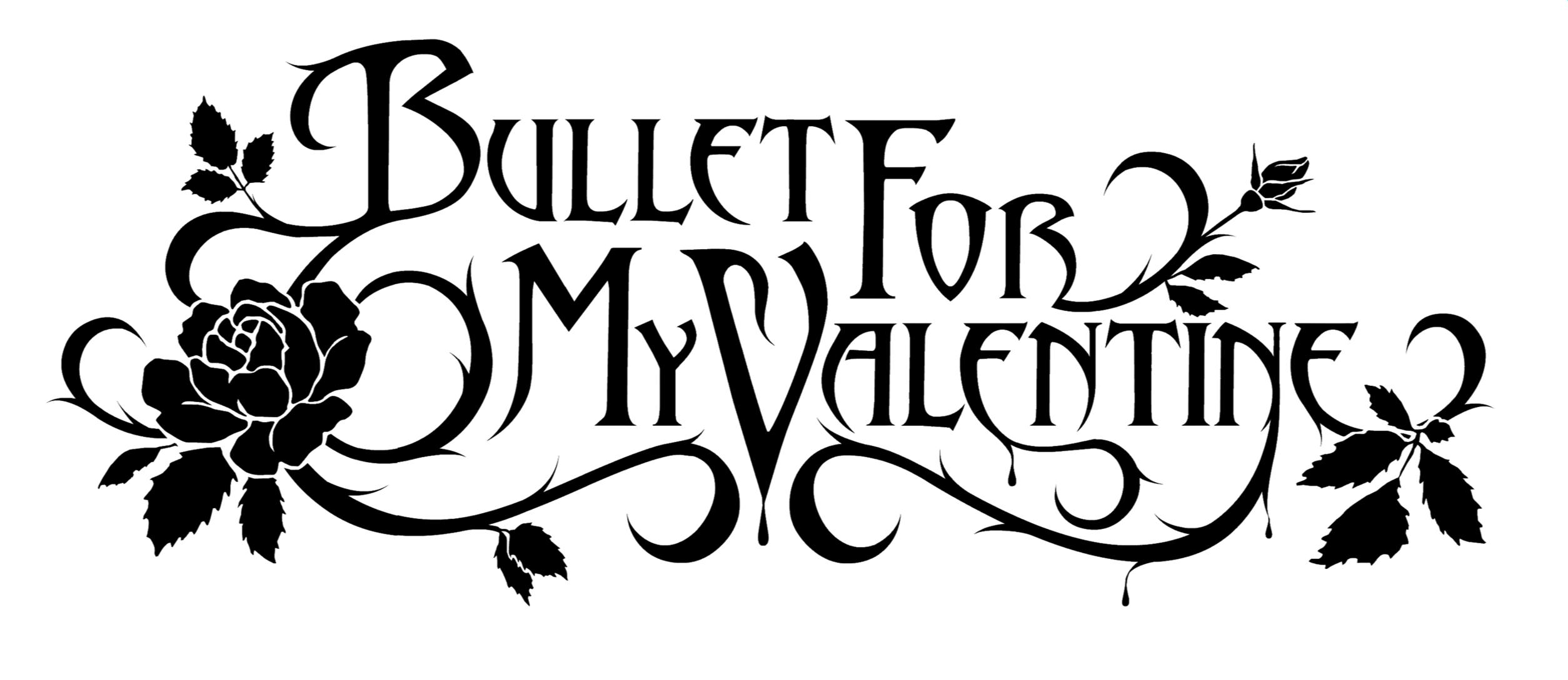 Bullet For My Valentine Logo Wallpaper
