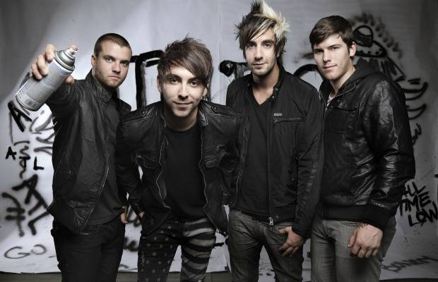 All Time Low group