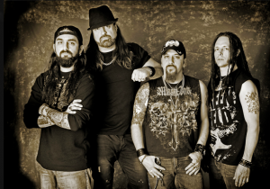 Adrenaline Mob Band