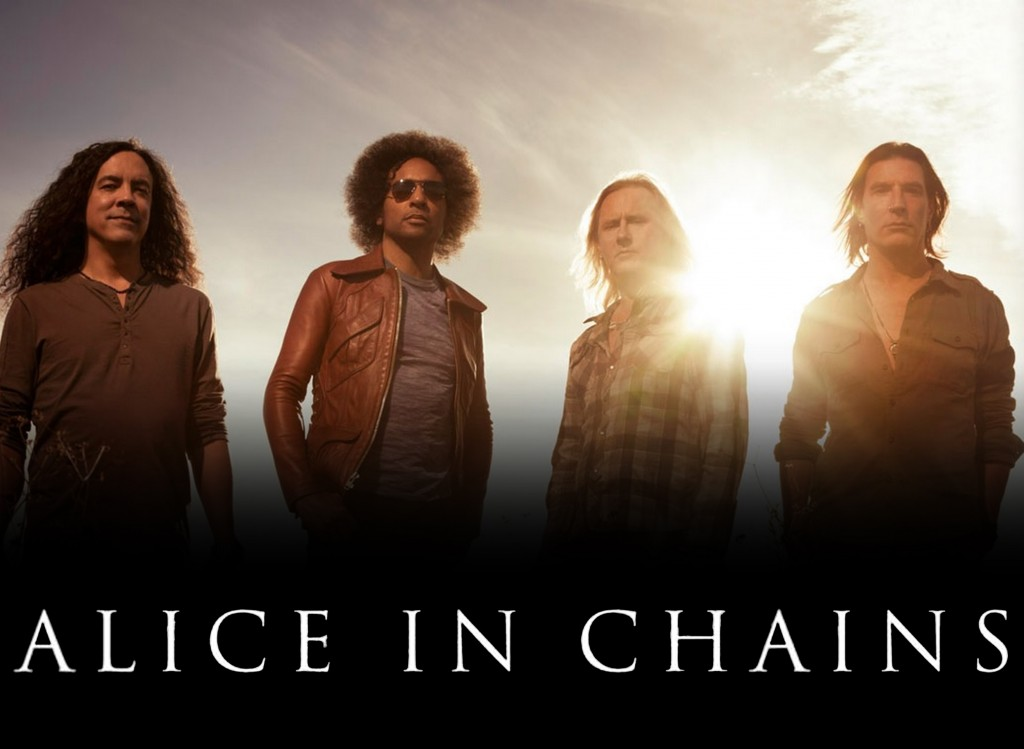 Alice In Chains 2013