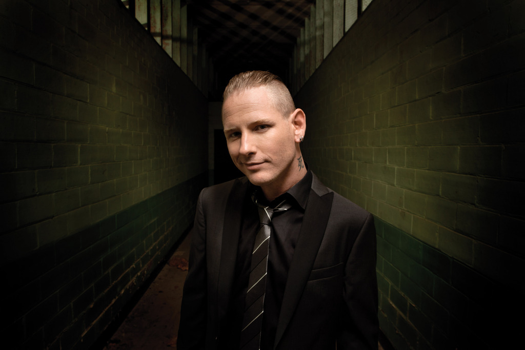 Corey Taylor Named Artistdirect Com S Man Of The Year