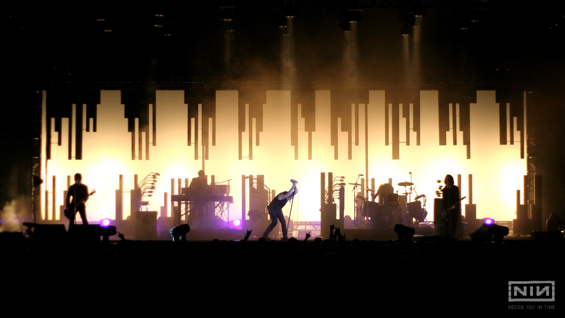 Nine Inch Nails announce new album, \'Hesitation Marks\', due out ...