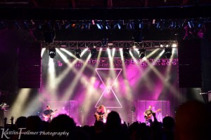 Coheed and Cambria Live at Efactory