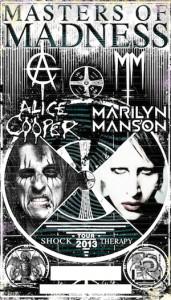 Cooper Manson Tour
