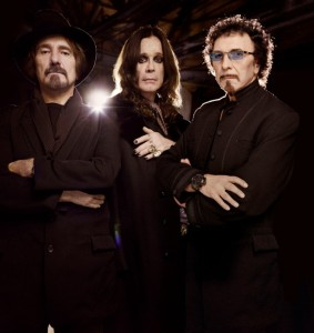 Black Sabbath band 2013