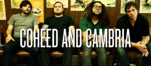 Coheed and Cambria Uproar