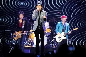 Rolling Stones live 2012