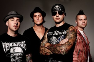 2012 Avenged Sevenfold