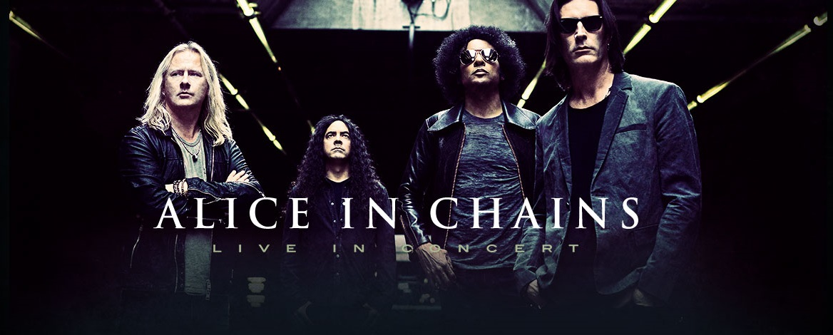 Alice In Chains Banner