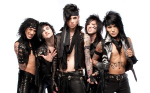 Black Veil Brides band