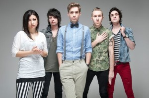 The Summer Set band