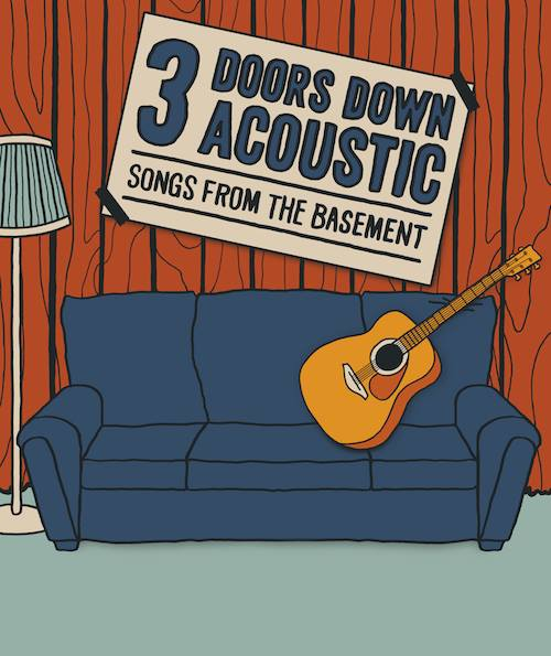 3 doors down acoustic tour