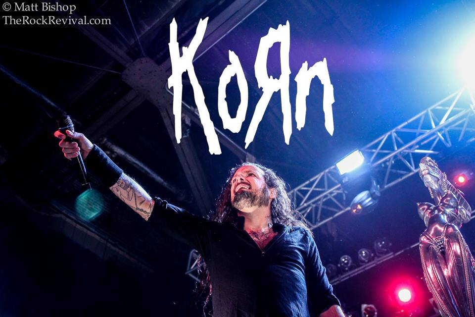Korn cover photo