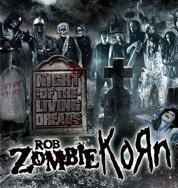 Zombie Korn tour