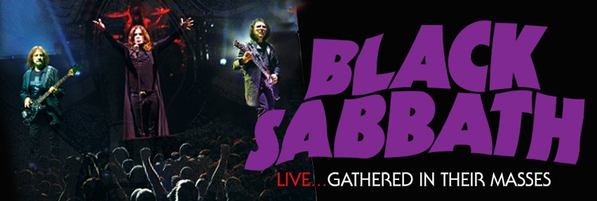 Black Sabbath Live Masses