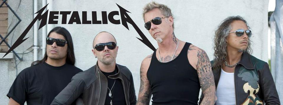 METALLICA ANNOUNCE 2014 EUROPEAN SUMMER TOURMetallica Band Members