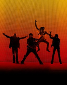 Motley band 2014