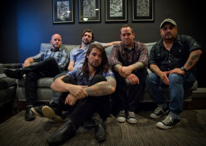 Taking Back Sunday band