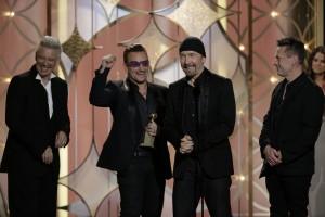 U2 Golden Globes