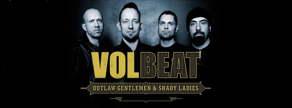 Volbeat banner