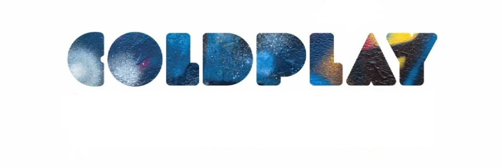 Coldplay banner