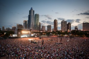 Lollapalooza Ashley Garmon