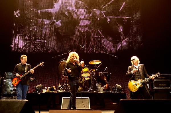Led Zeppelin Live 2007 in 2007 Led Zeppelin Reunited