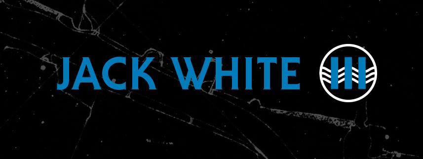 Jack White banner