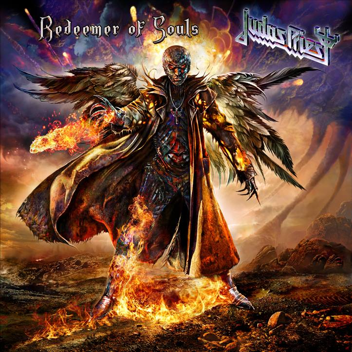 Judas Priest Redeemer Cover Art