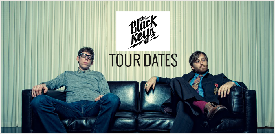 Black Keys Tour Banner