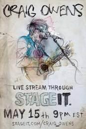 Craig owens Stage It