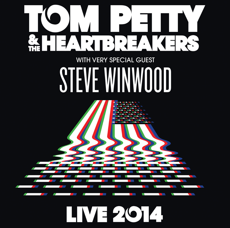 Tom Petty 2014 tour