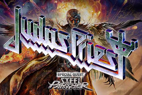 Judas Priest Steel Panther Tour