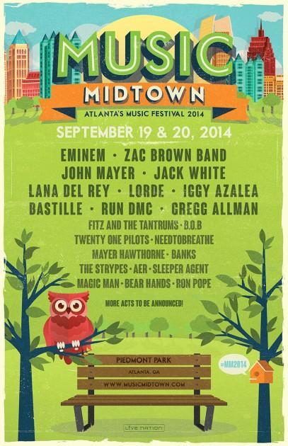 MusicMidtown 2014