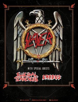Slayer Tour