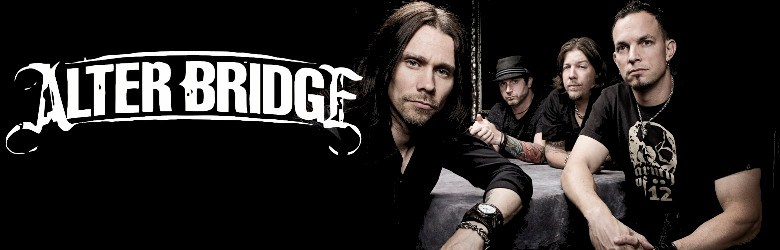 Alter bridge banner