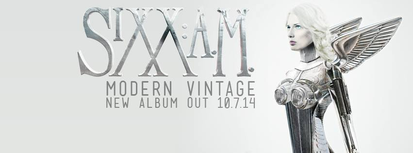 SixxAM Cover