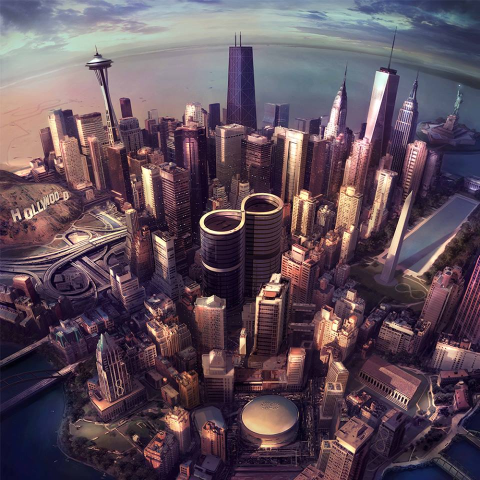 Foo Fighters Unveil New Track The Feast And The Famine