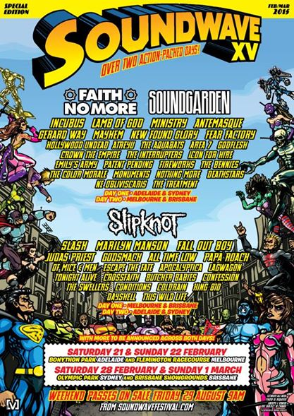 Soundwave 2015