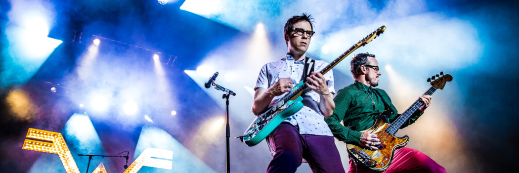Weezer Announce New Album 'OK Human'