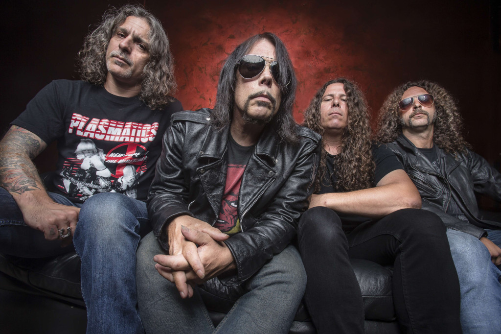 Monster Magnet band 2014