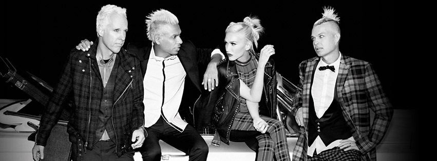 No Doubt band 2014