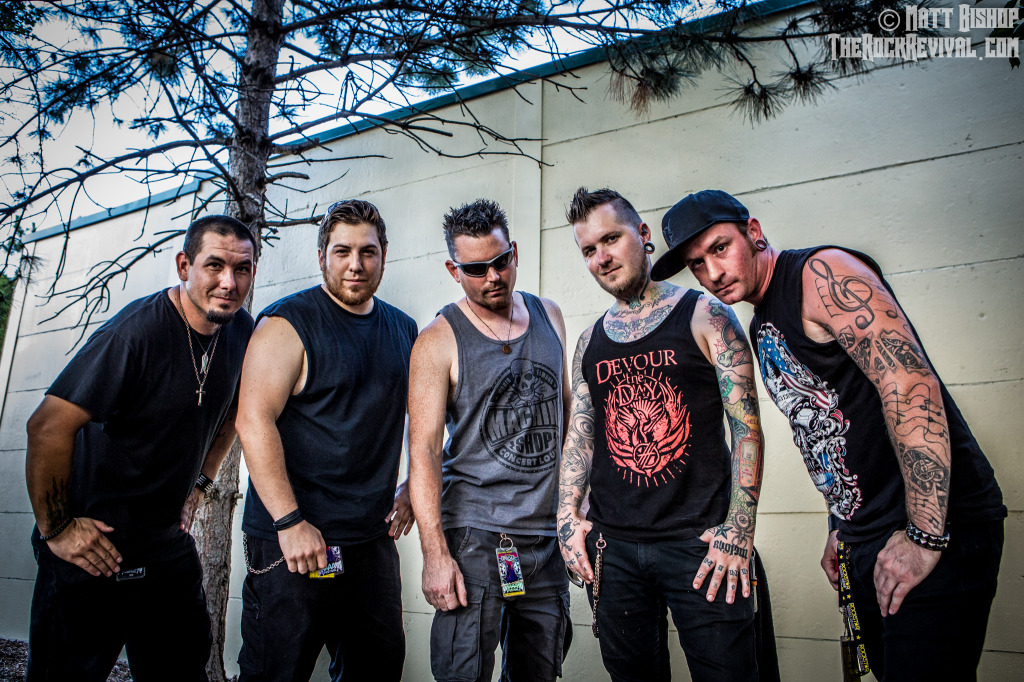 Chevelle tour dates in Australia