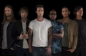 maroon 5 band 2014