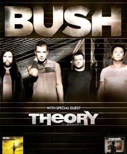 Bush Theory Tour