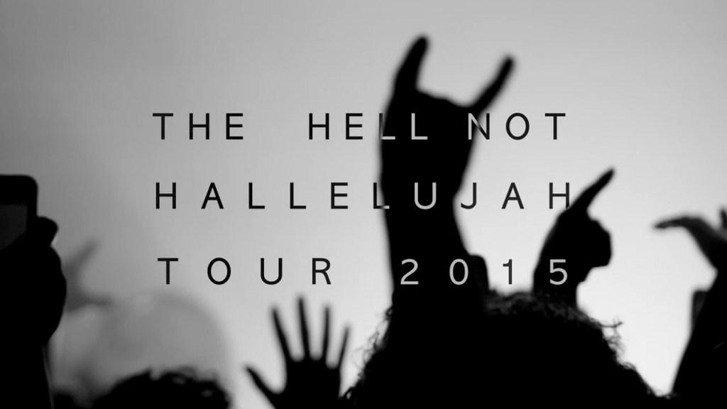 Manson 2015 Tour