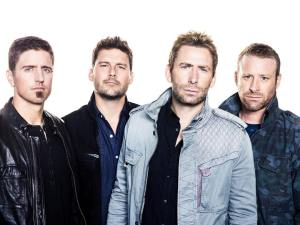 Nickelback band 2014