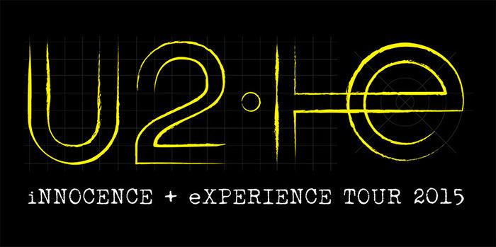 u2 2015 tour