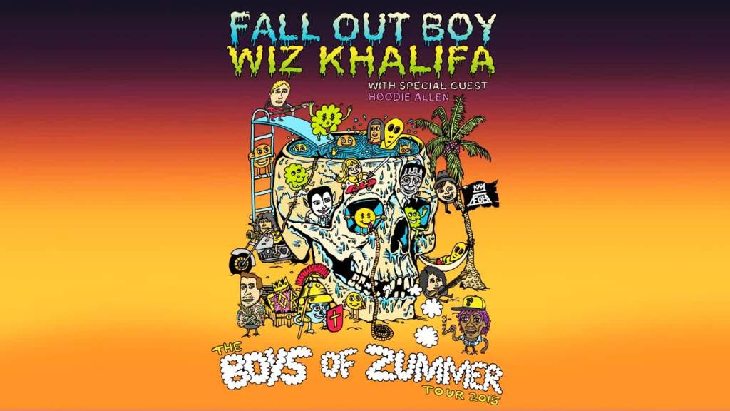Boys of Zummer Tour