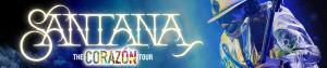 Santana 2015 tour
